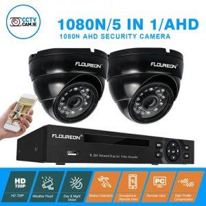 CCTV surveillance home security camera dome